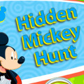 Play Hidden Mickey Hunt game